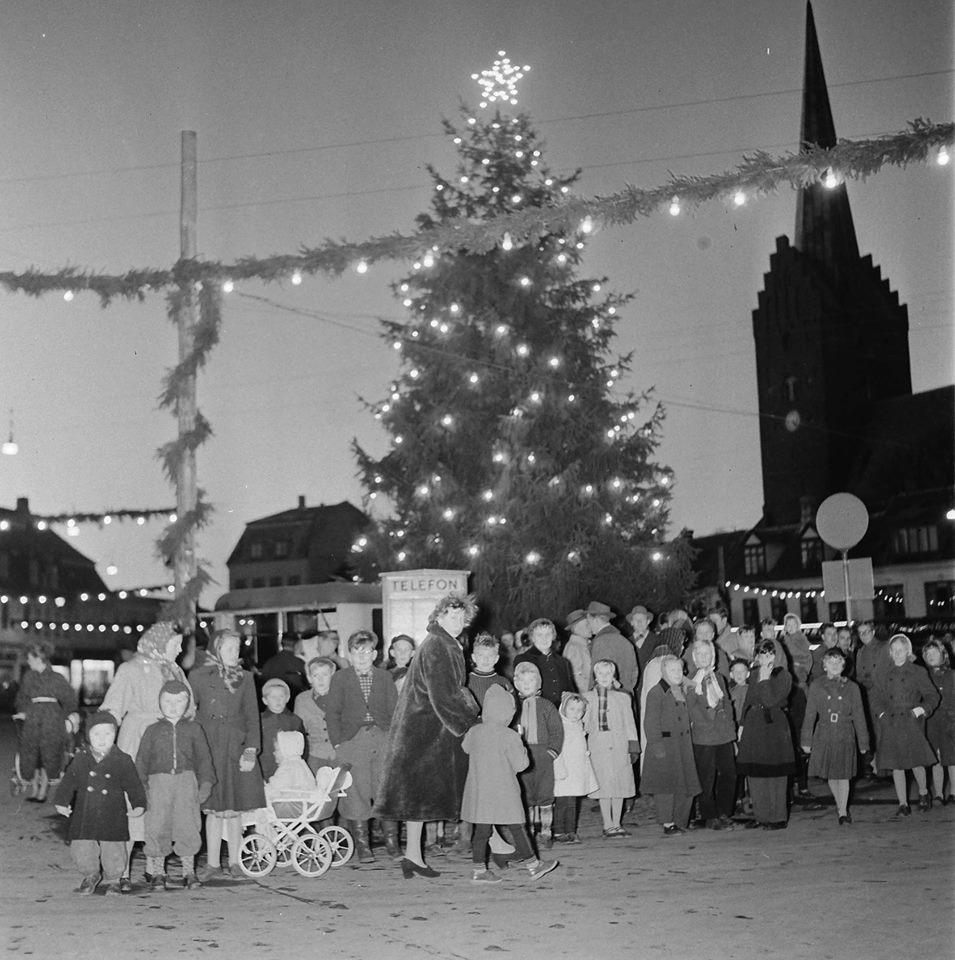 Juletræet på AXeltorv