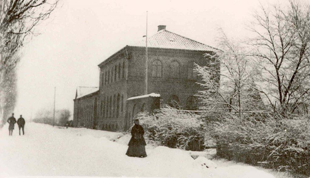 Langes Maskinfabrik ca. 1870