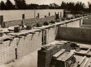 Købelev Centralskole bygges i 1962