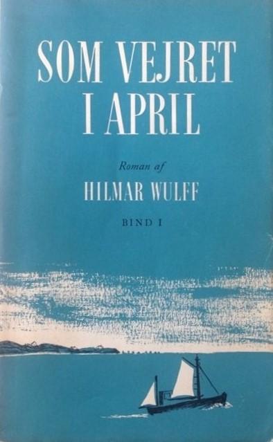 Forsiden af bogen Som vejret i april