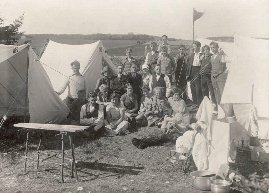 DSU sommerlejr