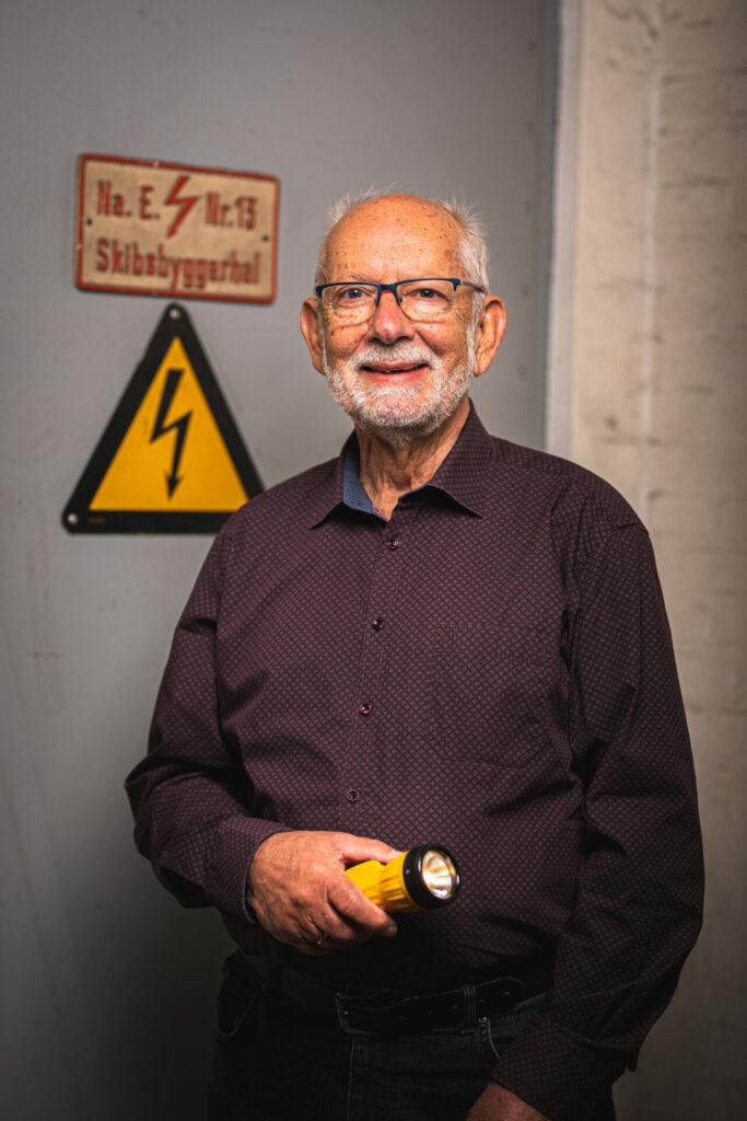 Elingeniør Ole Kaldahl
