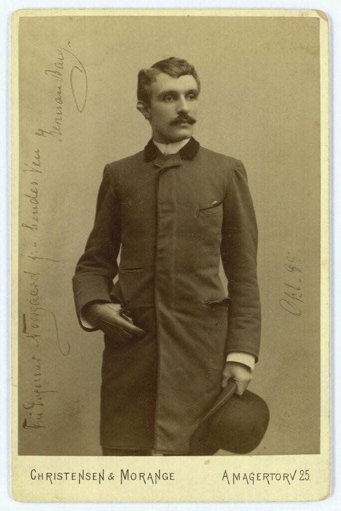 Herman Bang oktober 1888
