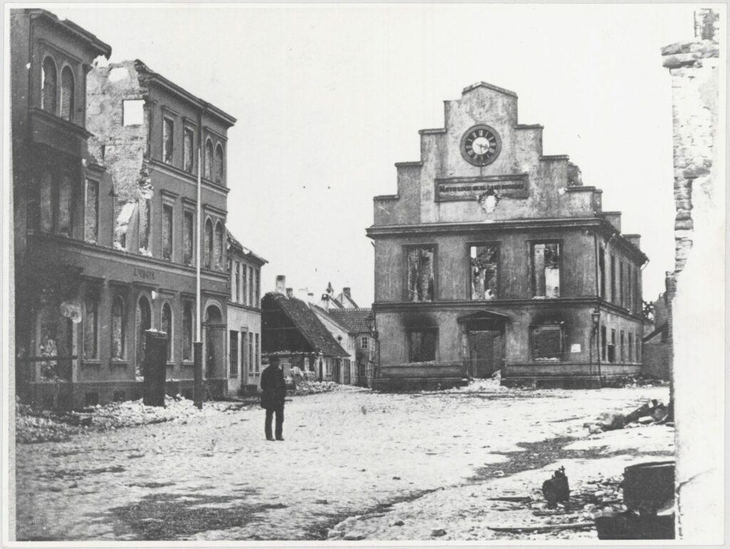 Ruiner i Sønderborg 1864