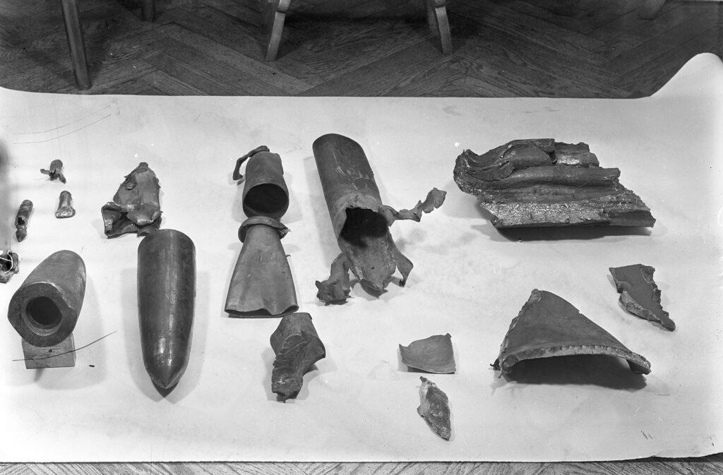 Rester af ammunition
