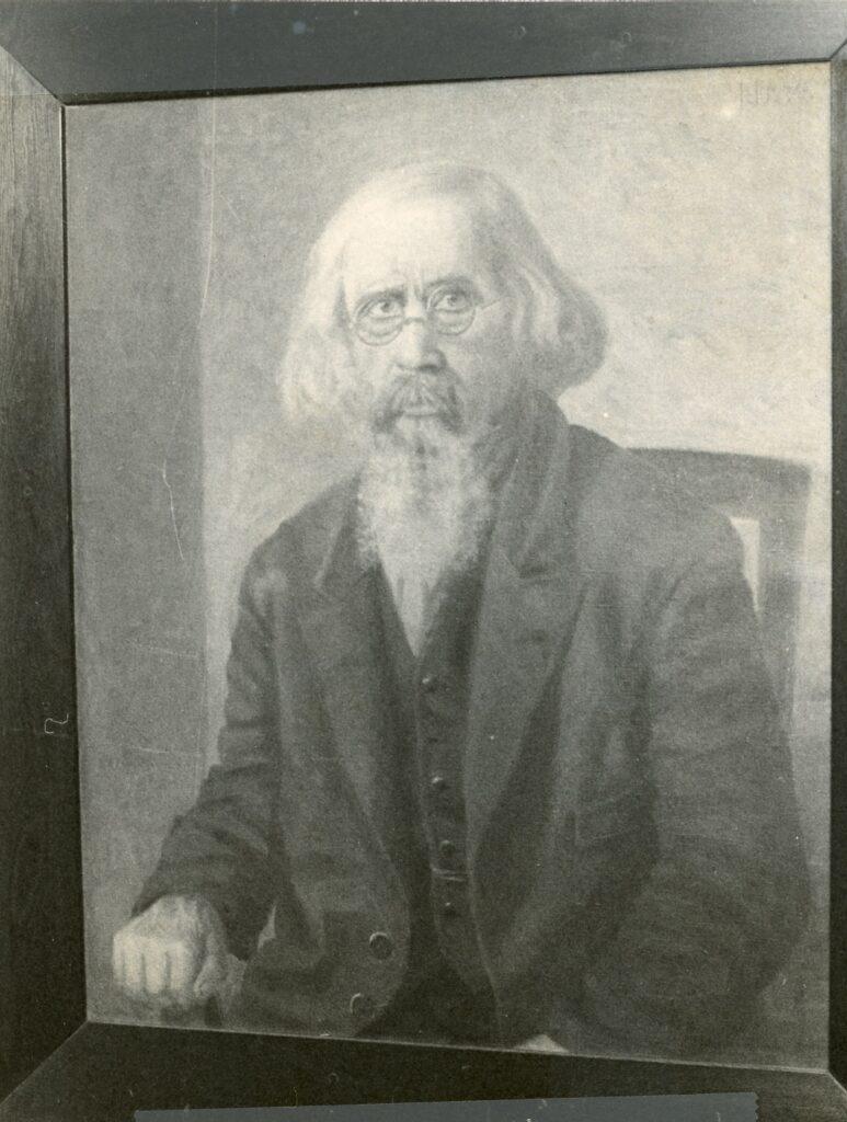 Portræt af Hans August Larsen ca. 1935-1943