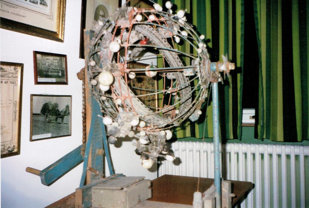 Himmelmaskinen i 2002