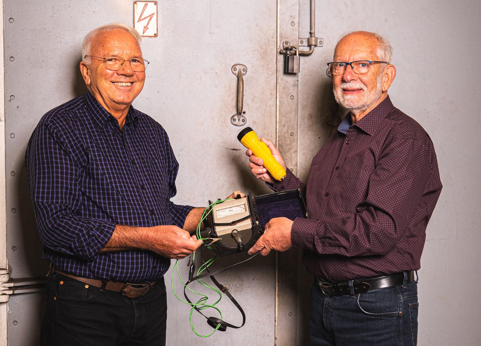 Henning Clemmensen og Ole Kaldahl