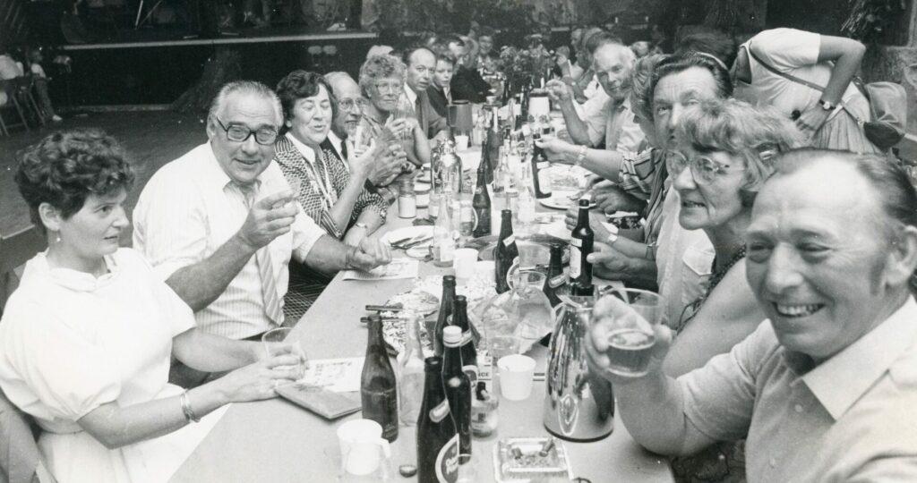 Pinsefest 1984 i Reventlowparken