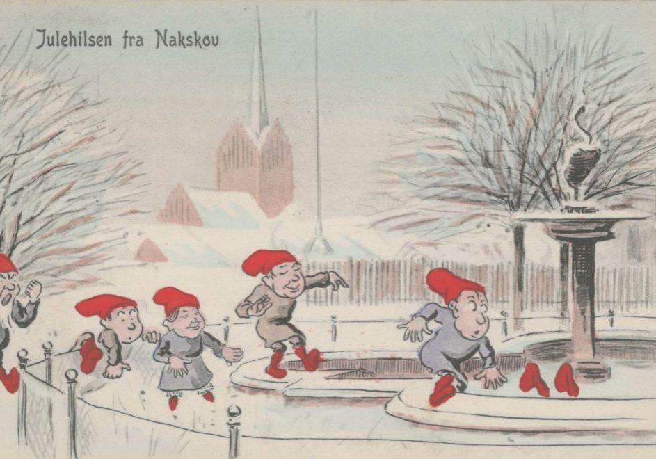 Julehilsen fra Nakskov