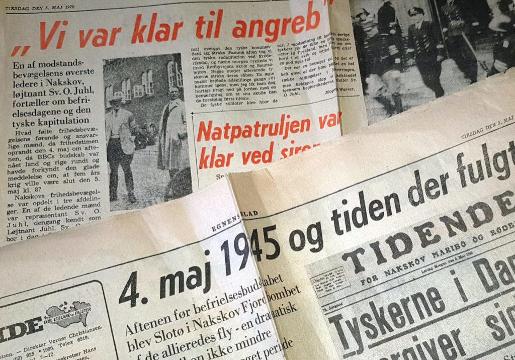 Tidende 4 Maj 45 03